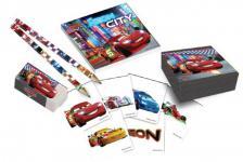 16 Teile Cars Neon Schreibwaren Set