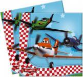 20 Disney Planes Servietten