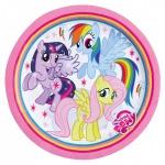 8 Teller My little Pony Rainbow