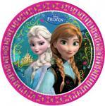 8 Teller Frozen die Eiskönigin