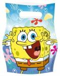 6 Spongebob Party Tüten