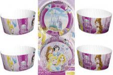50 Disney Princess Muffinförmchen
