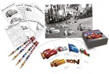 16 Teile Cars Neon Spiele Set