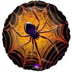 Folienballon Spinne