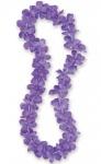 Hawaii Kette Blumenkette Violett