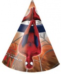 6 Party Hütchen The Amazing Spiderman
