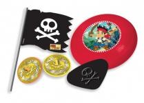 24 Teile Jake und die Nimmerland Piraten Spiel + Mitgebsel Set