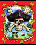 8 Bounty Piraten Partytüten