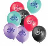 XXL 2017 Silvester Happy New Year Countdown Deko Set 8 Personen