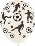 5 Fußball Ballons
