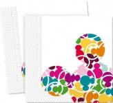 20 Colourful Micky Servietten