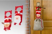 Nikolaus Weihnachts Türhänger
