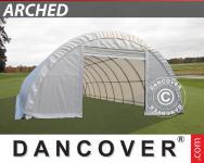 Rundbogen Lagerzelt 9, 15x12x4, 5 m Zelthallen