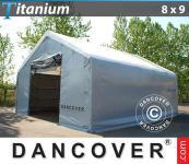 Zelthallen Titanium 8x9x3x5m Lagerzelt Zelt
