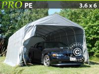 Lagerzelt Zelt Garagen 3, 6x6x2, 68M m Carport Schutz Zeltgarage