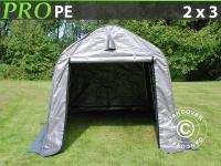 Lagerzelt Zelt Garagen 2x3x2m Schutz Zeltgarage