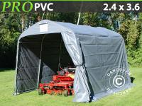 Lagerzelt Zelt Garagen 2, 4x3, 6x2, 34m PVC Schutz Zeltgarage