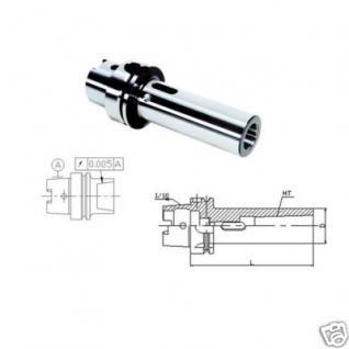 HSK 63A Morsekegelaufnahme MK4 G6,3 DIN69892A - Vorschau