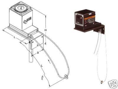 Ölabscheider Skimmer Schlauchskimmer 230V 1 L/h - Vorschau