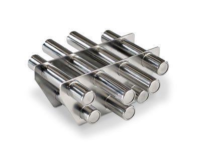 Trichtermagnet Magnetabscheider 239x220x65 mm - Vorschau