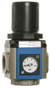 """Druckregler IG1/2"""" mit eingebautem Manometer 6800 l/min"""