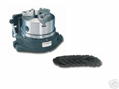 Teilapparat Direktteilkopf mit 160 mm 3 B-Futter - Vorschau