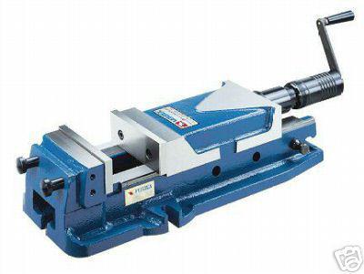 Hydraulikschraubstock 130 mm mit Schnellverstellung