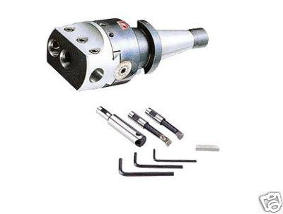 Ausbohrkopf SK40 50 mm DIN 2080 mit Bohrstangensatz - Vorschau