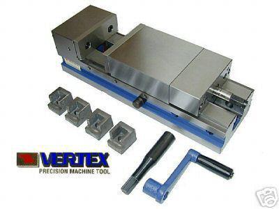 Hochdruckspanner Hydraulik Schraubstock 105 mm - Vorschau