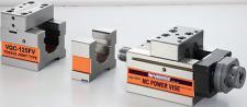 Hydraulikschraubstock 125 mm 3 teilig MC NC 40kN