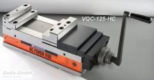 Hydraulikschraubstock 125 mm mit Stufenbacken MC NC 40 kN