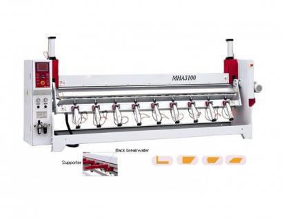 WINTER Postformingmaschine MHA 3100 - Vorschau
