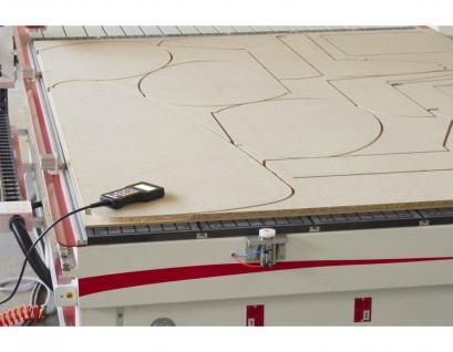 WINTER CNC Bearbeitungszentrum ROUTERMAX-BASIC 1325 DELUXE - Vorschau 3