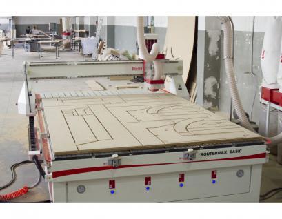 WINTER CNC Bearbeitungszentrum ROUTERMAX-BASIC 1325 DELUXE - Vorschau 4