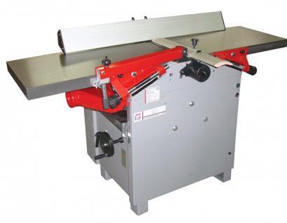 HOLZMANN Kombinierte Abricht- und Dickenhobelmaschine Typ HOB 410 N - Vorschau 1