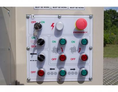 WINTER Hochleistungs Dübelfräsmaschine CF-100A2 - Vorschau 5