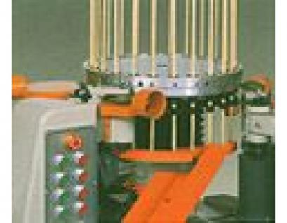 WINTER Hochleistungs Dübelabläng- und Anfasmaschine Typ DCC-220 - Vorschau 3