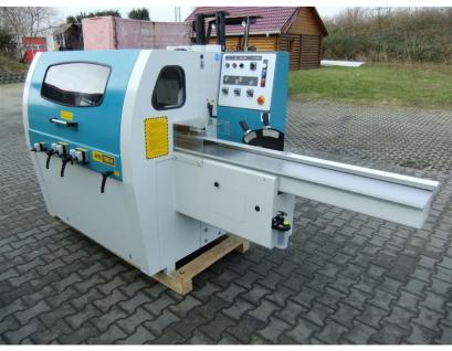 WINTER Vierseitenhobel -Kehlautomat TIMBERMAX 4-18 - Vorschau 2