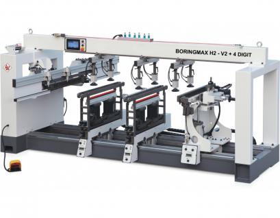 WINTER Dübel- u. Lochreihenbohrmaschine BORINGMAX H2-V2+4 DIGIT - Vorschau 1