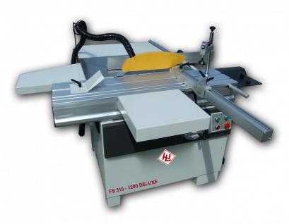 WINTER Formatkreissäge Typ FS 315 - 1200 DELUXE - Vorschau 1