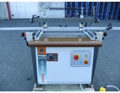 MAGGI Dübelbohrmaschine System 23 - Vorschau 2