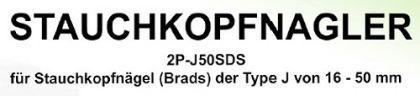 PREBENA Stauchkopfnagler 2P-J50SDS - Vorschau 5