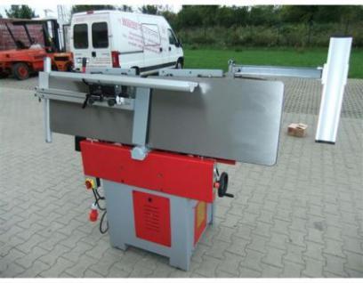 WINTER Abricht- und Dickenhobelmaschine AD 410 PRO - Vorschau 4