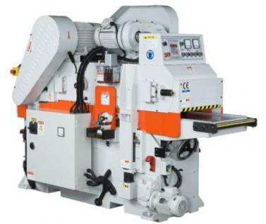 WINTER doppelseitige Hobelmaschine Duomax 400 CE
