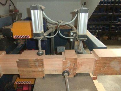 WINTER Chalettbau-Maschine HOMEMAX - Vorschau 5