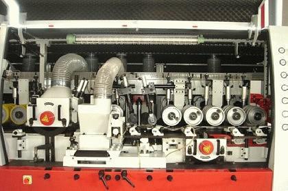 WINTER Hobel- und Kehlautomat Timbermax 6-33 - Vorschau 3