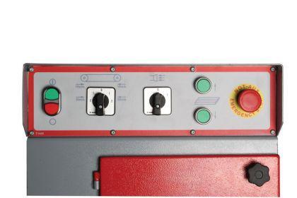 WINTER Langbandschleifmaschine LBS 2500 - Vorschau 2