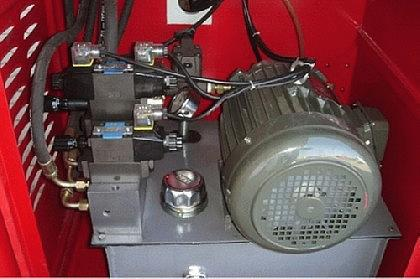 WINTER Furnierschere Typ MDQ 310 A - Vorschau 2