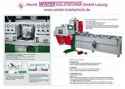 WINTER Vielblattsäge Multimax 340 M2 Optimizing - Vorschau 2