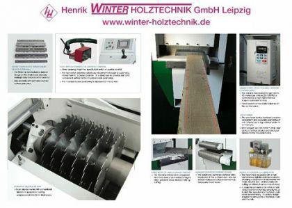 WINTER Vielblattsäge Multimax 340 M2 Optimizing - Vorschau 3